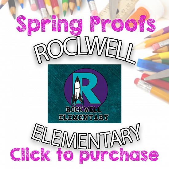 Rockwell Elementary Spring