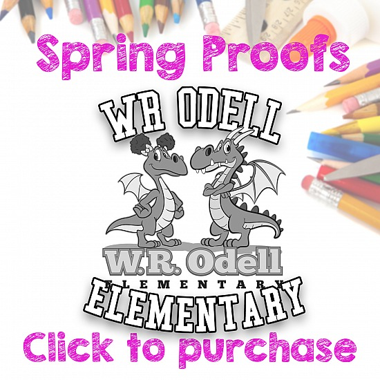 WR Odell Elementary Spring